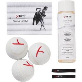 Yeti Wash & Care Pack wit/zwart